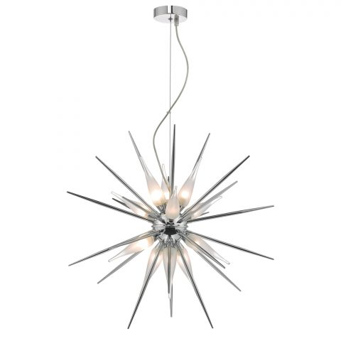 The Vasily ceiling light in the shape of a star