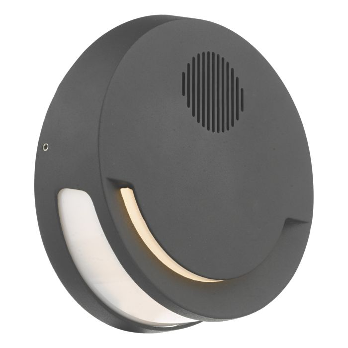 Our outdoor garden LED light with built in bluetooth music speaker