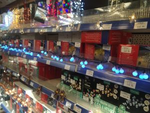 LED light sets