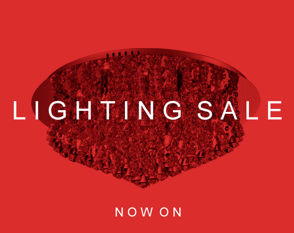 Warmmead lighting sale now on